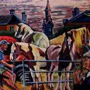 Horse-Fair Borris Co. Carlow