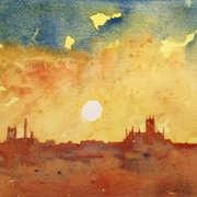 Sunset Over Kilkenny