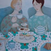 Art 'High Tea'