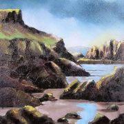 Fairhead from Murlough Beach