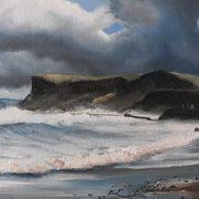 Storm over Fairhead