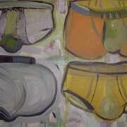 4 pairs of jocks