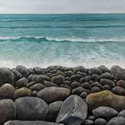 Shore, Sea and Sky