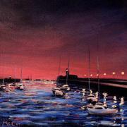 Evening Reflections Dublin