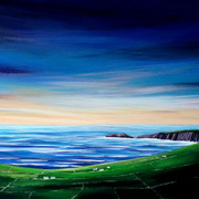 Wild Atlantic Way Sunset