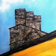Jacobean Chimney (Parnell Street, Ennis)