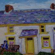 Billy's cottage, Langdale Lane, Islandmagee, County Antrim, Commission