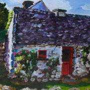 Cottage at Garrykennedy