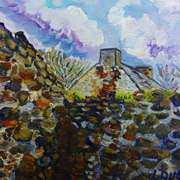 Deserted Farm Buildings, Gortconny Townland, Ramoan, Ballycastle, County Antrim