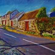 Farm buildings McCarey's Loanen Larne County Antrim