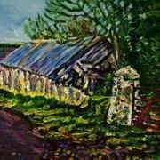Farmstead on the Ballytober Road