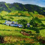 Glenariffe Cottage, Glens of Antrim.