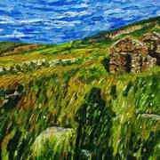 In Silence Rich and Deep - Deserted Homesteads Boneyclassagh Clachan Dunluce County Antrim