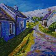 Main Street Kearney, Ards Penisula, County Down
