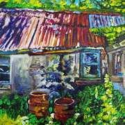 The Silent Hours Abandoned Farm Cottage Antrim Coast