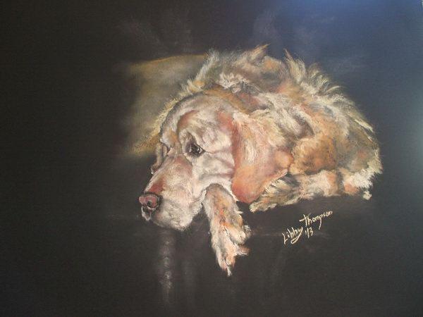 Irish Bella: Irish Art, Paintings Of Dogs, Irish Artists