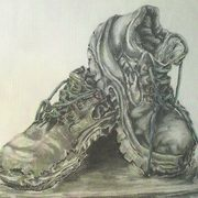Art 'Old Boots'