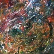 Irish art. Perception, artist Linda Carol Thompson, Louth