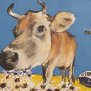 Irish Art, Bee Campercow,