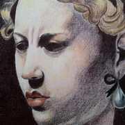 Carravaggio's Lady