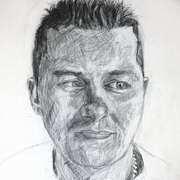Bart (Portrait study)