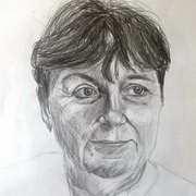 Joyce (Portrait study)
