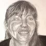 Monica (Portrait study)