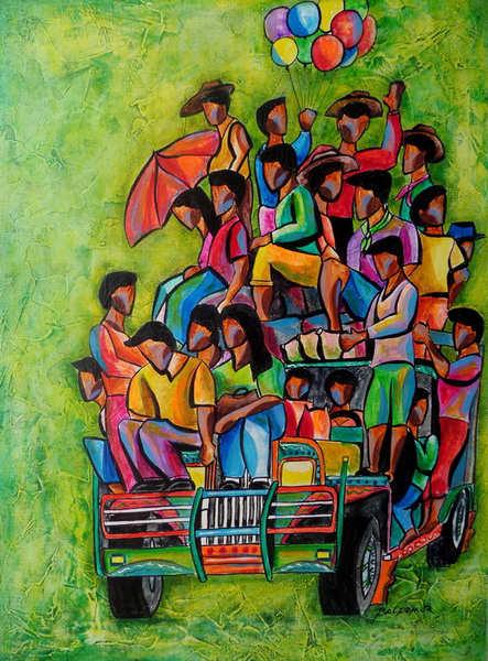 Jeepney Art Rel...