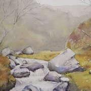 Glenevin Waterfall Walk. Clonmany.