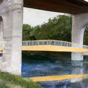 Ossory Pedestrian Bridge 2