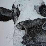 Irish Art, moove over,