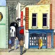 Crown Alley, Dublin