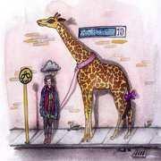 Therapy Giraffe