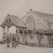 St Cedma's Church, Larne