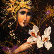 Orchid Madonna