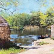 Boathouse Dundag