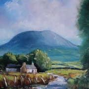 Slemish Mountain Co Antrim
