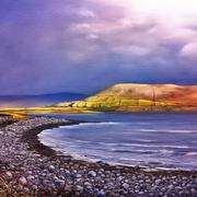 By the Shore, Finavara, Co Clare