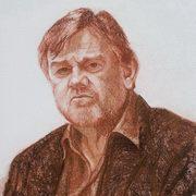 Brendan Gleeson - study drawing