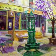 Bookshop in France