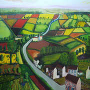 Art 'the long wee road back home'