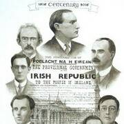 Signatories of the 1916 proclamation