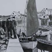 Ballycotton Pier long go