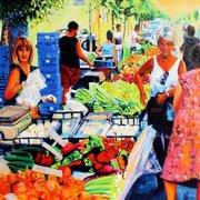 Almoradi Market Spain