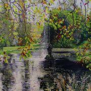 Powerscourt Autumn Leaves