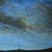 Monbay 4, Evening Sky at Craanford, Gorey
