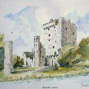 Art 'Blarney Castle'
