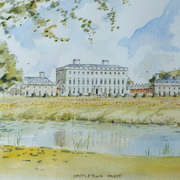 Art 'Castletown House'