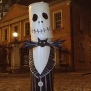 Art 'Jack Skellington Pisshead'