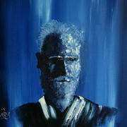 Man In Blue George Bernard Shaw